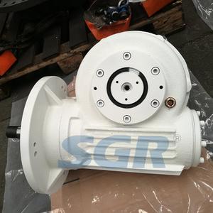TOP()-()數控切紙機機專用環面蝸桿減速器