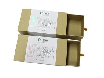 牛皮纸茶叶盒,牛皮纸茶叶包装