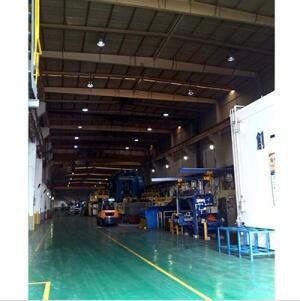 工厂照明节能改造