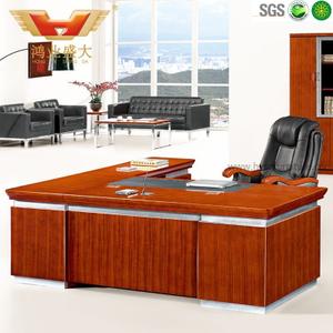 广东鸿业办公家具 厂家直销 办公桌 高档豪华总裁班台 HY-D5324