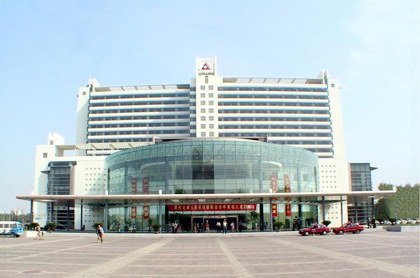天津市人民医院照明改造