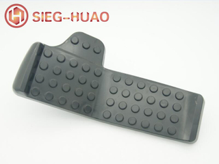 Aluminum Die Casting Powder Coated Foot Step for Motorbike ADC12