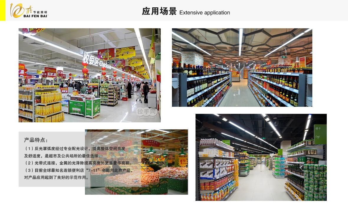 超市支架应用场景