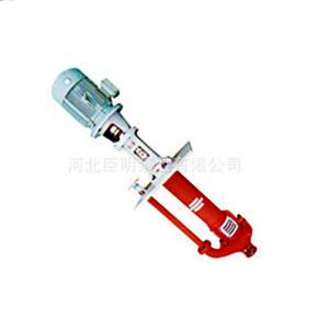 ZJL液下長軸渣漿泵