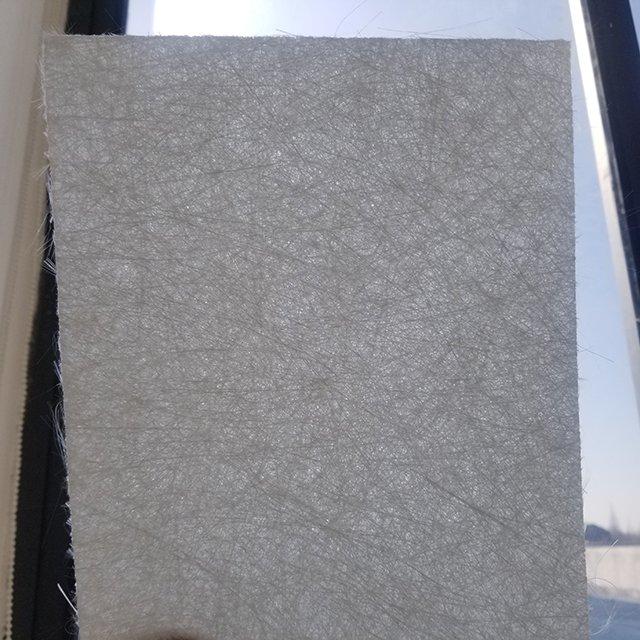 玻璃纖維復合氈 340g:玻纖氈+平紋聚酯表面氈