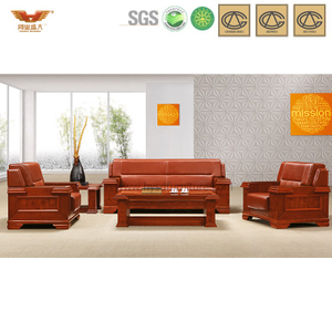 办公沙发 皮制现代接待沙发 现代时尚办公室接待真皮沙发 HY-S880