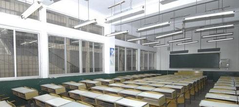 教室照明节能改造