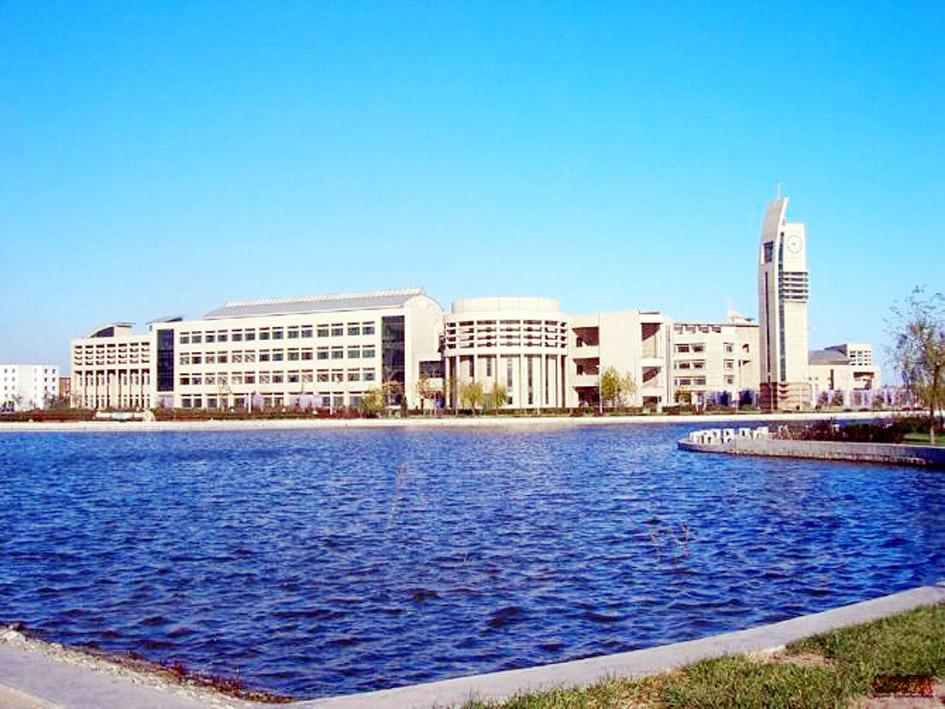中国民航大学照明改造