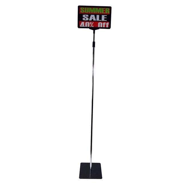 Adjustable Poster Holder with 11x7 plastic frame HSL48 - Buy Floor ...