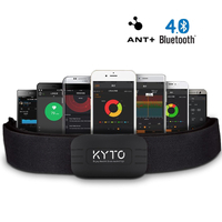 KYTO2809 可调式蓝牙ANT+心率带