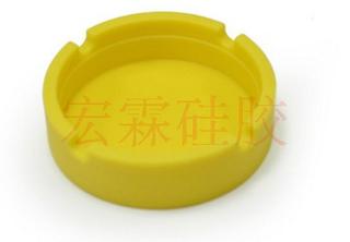 定制硅胶烟灰缸,迷彩色硅胶烟灰缸