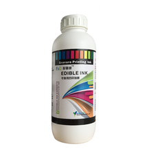 Edible Flexographic Printing Ink