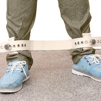双脚约束带 脚部固定带 磁锁型双脚约束带 双脚磁控约束带供应商