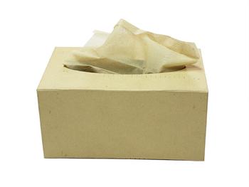 牛皮纸纸巾盒,牛皮纸环保包装