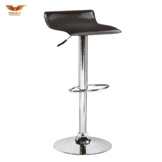 广东鸿业盛大 厂家直销 升降旋转低靠背吧椅 简约大方酒吧椅 HY-G6