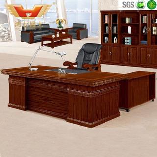 广东鸿业办公家具 厂家直销 办公桌 高档豪华总裁班台 HY-D2880