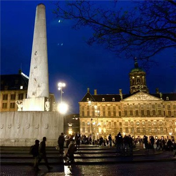 Loson Sdaniel親臨歐洲阿姆斯特丹國際水展 Aquatech