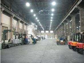 仓库照明设计