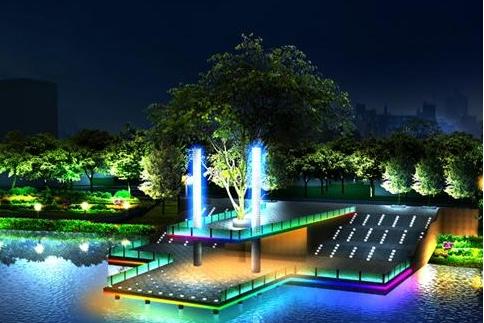 LED景观照明