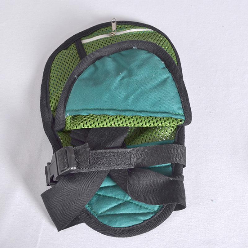 网状加棉舒适开口型医用防拔管老年人多功能约束手套