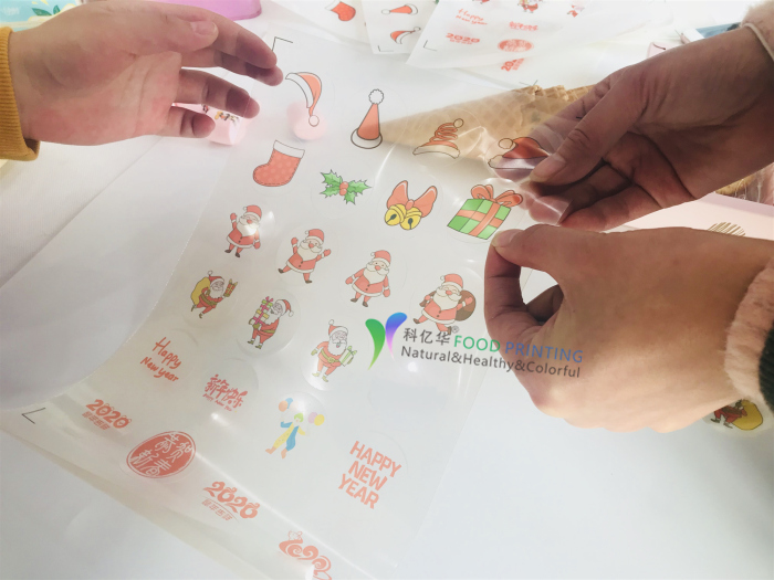 Edible Film Decorating Candy | Edible Paper