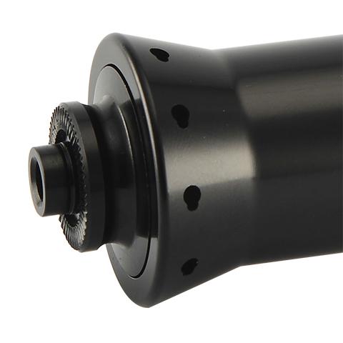 RT - 030F / R CNC 5軸加工OEM直拉自行車花鼓28孔