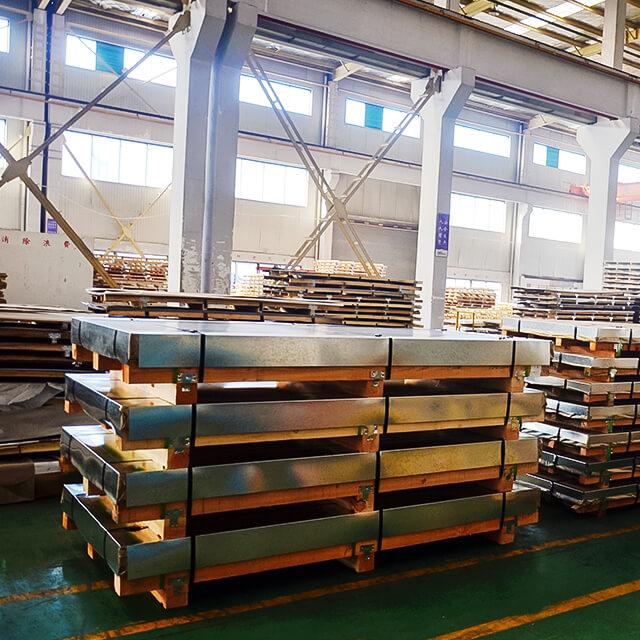 430不銹鋼板 出口包裝