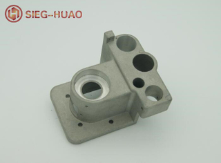 Aluminum Die Casting CNC Machined Industrial Machinery Parts ADC12
