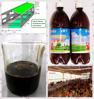 生物Preparate為Ferment Bed Using Biological Bacterial Inoculant