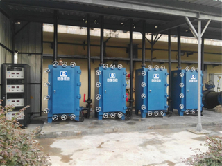 电化学水处理设备