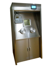 nuclear medicine single ventilation fume hood