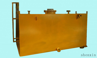 余熱電站高位安全油箱系統