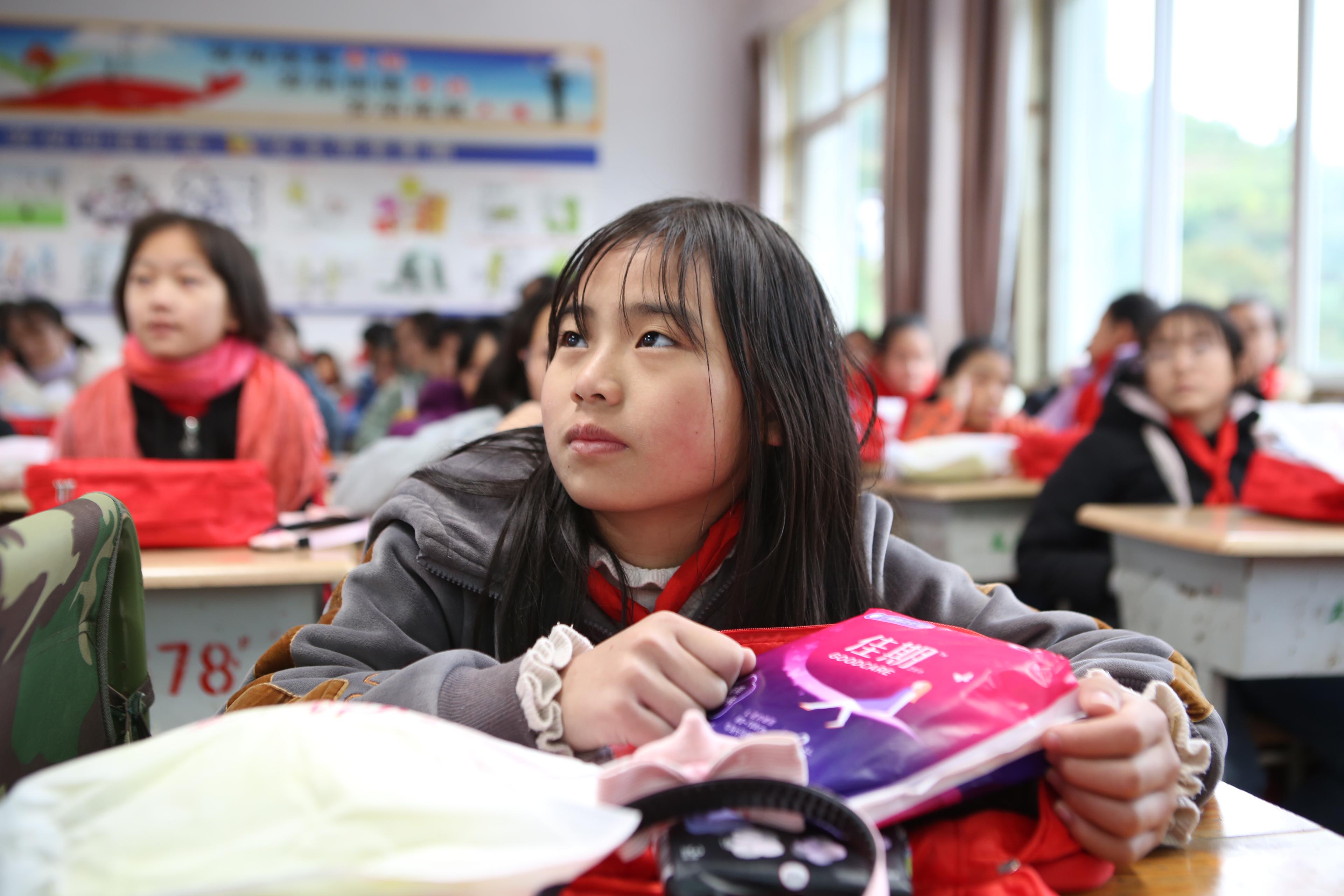 佳期公益:携手守护女孩成长未来