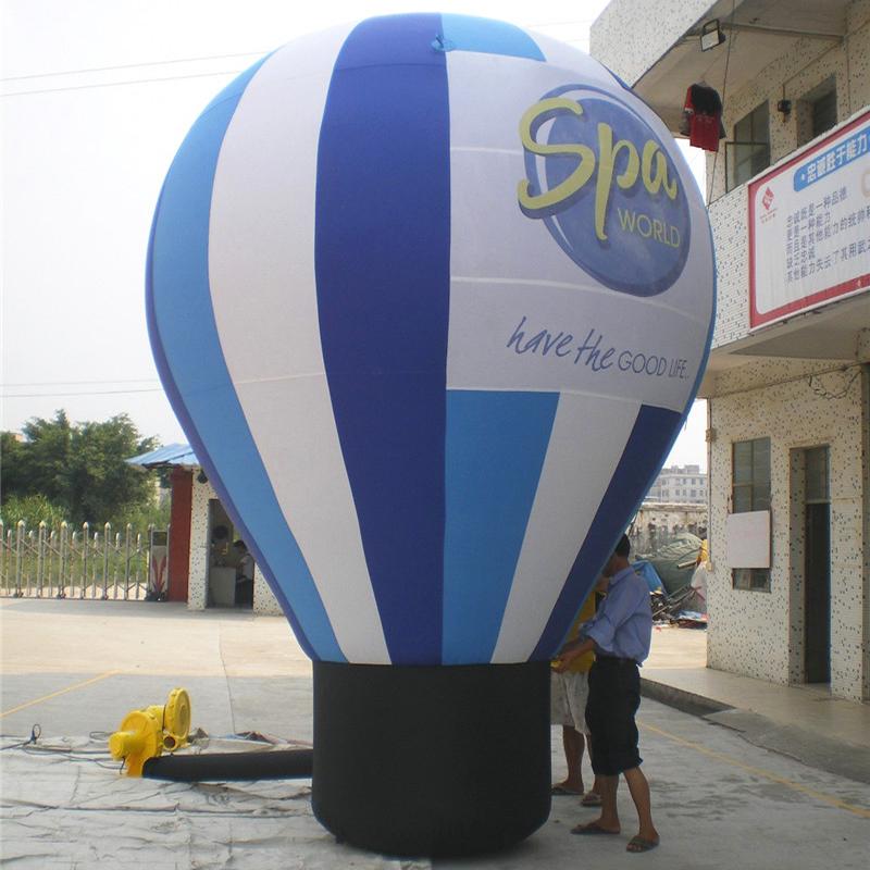 充气广告气球