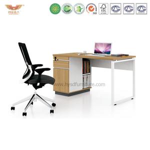 厂家直销 现代板式浅橡木职员班台 时尚简约办公桌 H90-0201