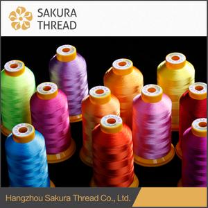 高强环保涤纶线