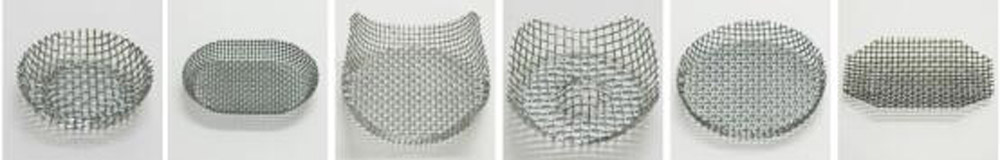 铝水过滤网120