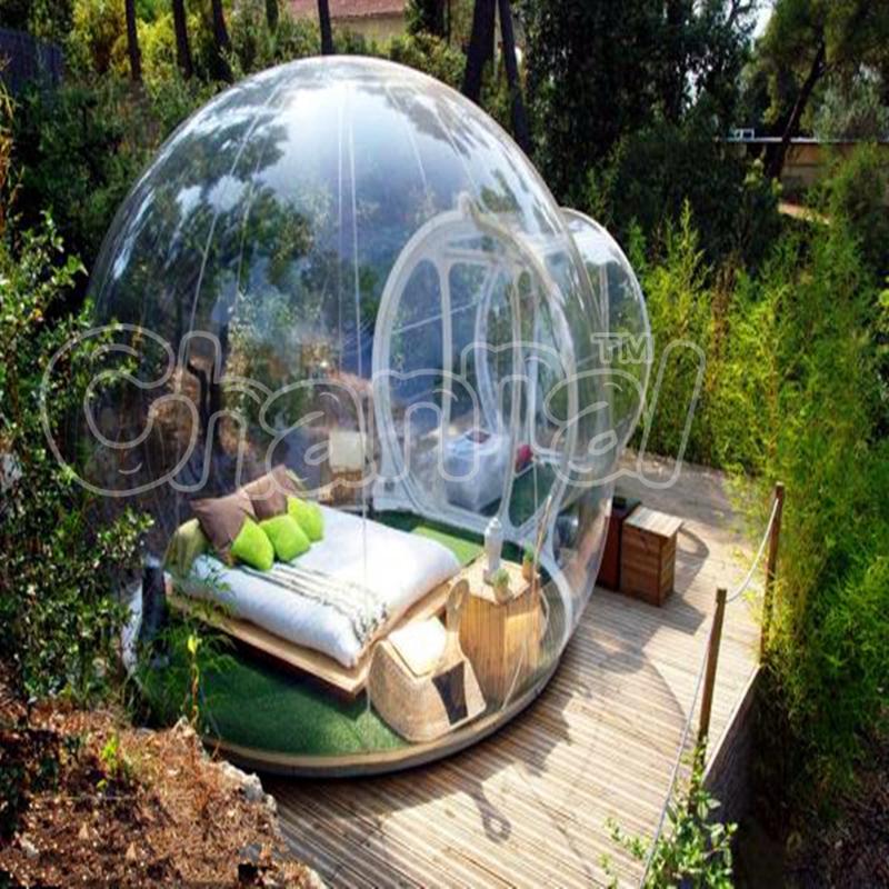 充气泡泡屋