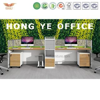 厂家直销 新款上市 两人位屏风办公桌 职员办公桌 鸿业盛大 H15-0802