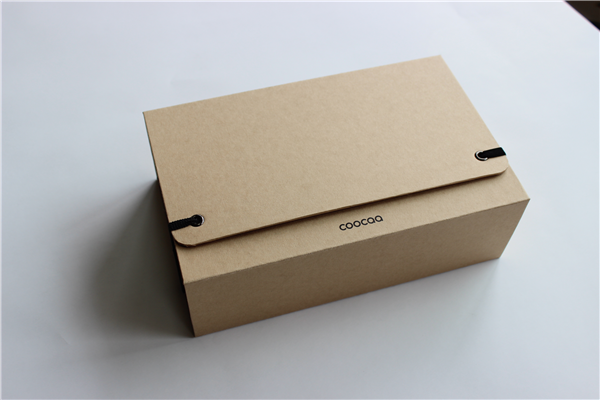 创维酷开新包装书型盒牛皮纸包装
