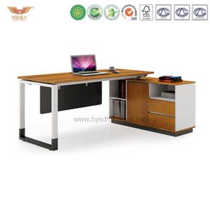 厂家直销 现代板式金橡木班台 时尚简约经理办公桌 H90-0107