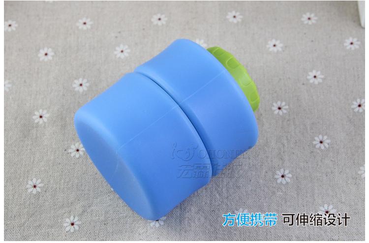 硅胶折叠水壶03