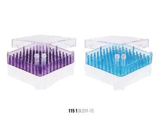 冻存管盒 100格