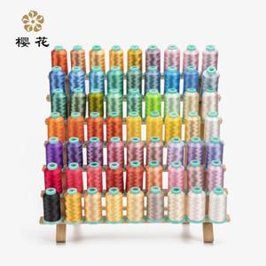 涤纶绣花线 ,1000米小样线,打样线,试机线,现货,颜色齐全