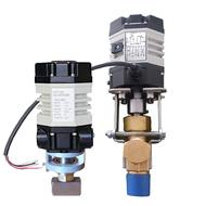 2014年4月,DCL-MZZ型超小型多回轉電動執行機構開發成功。