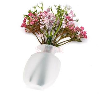 定制硅胶花瓶贴,硅胶花瓶贴墙厂家