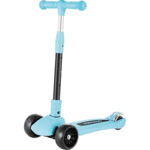 Foldable heavy duty tri-wheel Scooter