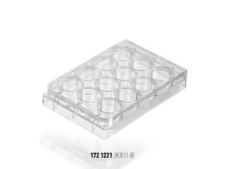 培養板 12孔 平底