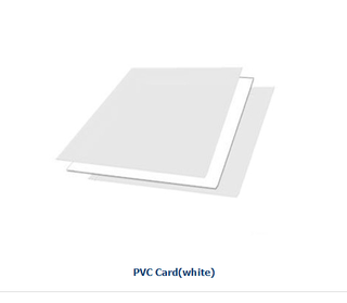 Non lamination sheet/Printable Inkjet PVC Sheets white 0.96mm