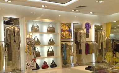 商场服装店照明设计